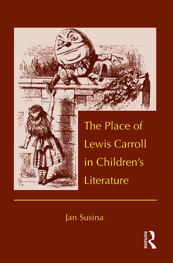 The Place of Lewis Carroll in Children's Literature book cover