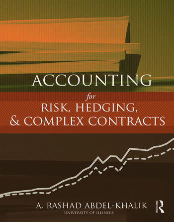 Accounting for Risk, Hedging and Complex Contracts book cover