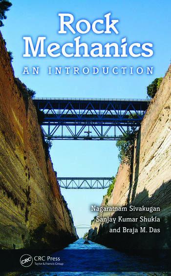 Rock Mechanics An Introduction book cover