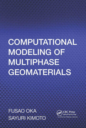 Computational Modeling of Multiphase Geomaterials book cover