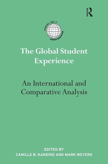 The Global Student Experience An International and Comparative Analysis book cover