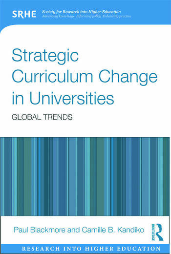 Strategic Curriculum Change in Universities Global Trends book cover
