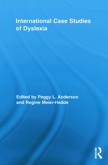 International Case Studies of Dyslexia book cover