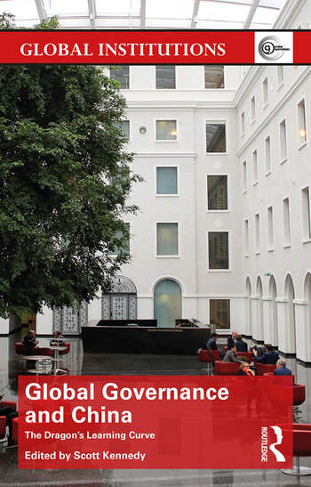 Global Governance and China The Dragon's Learning Curve book cover