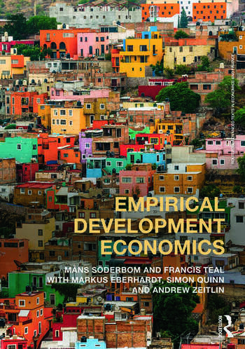 Empirical Development Economics book cover