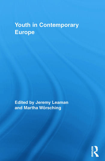 Youth in Contemporary Europe book cover