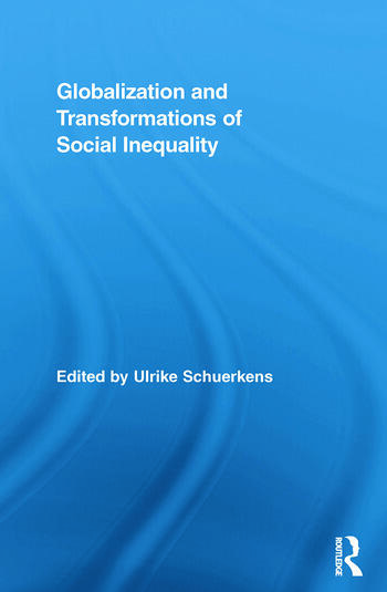 Globalization and Transformations of Social Inequality book cover