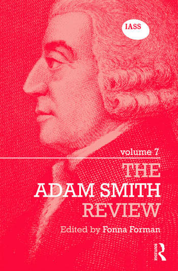 The Adam Smith Review Volume 7 book cover