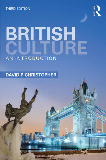 British Culture An Introduction book cover