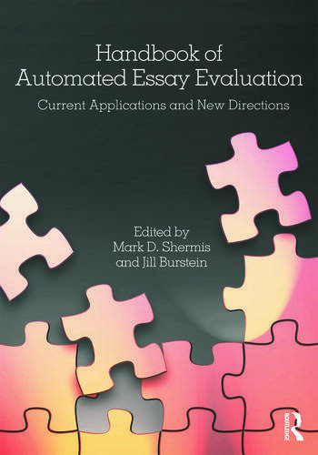 Handbook of Automated Essay Evaluation Current Applications and New Directions book cover
