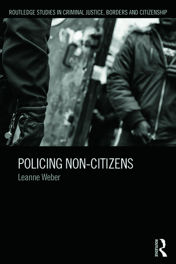 Policing Non-Citizens book cover