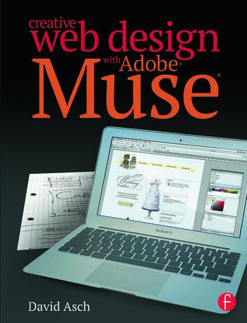 Creative Web Design with Adobe Muse book cover