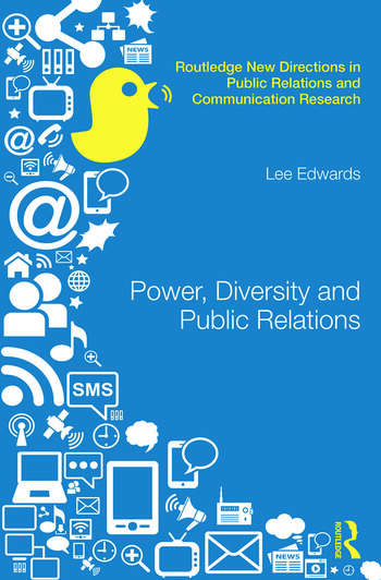 Power, Diversity and Public Relations book cover
