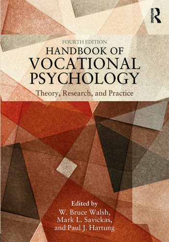 Handbook of Vocational Psychology Theory, Research, and Practice book cover