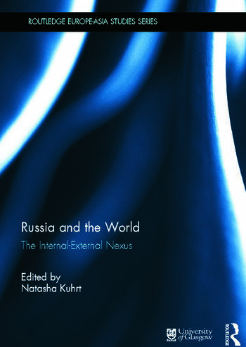 Russia and the World The Internal-External Nexus book cover