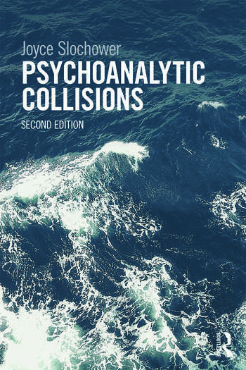 Psychoanalytic Collisions book cover