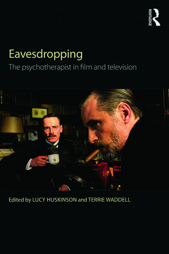 Eavesdropping The psychotherapist in film and television book cover