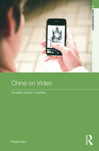 China on Video Smaller-Screen Realities book cover