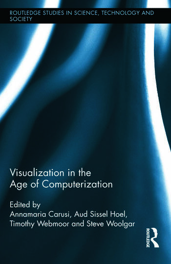 Visualization in the Age of Computerization book cover