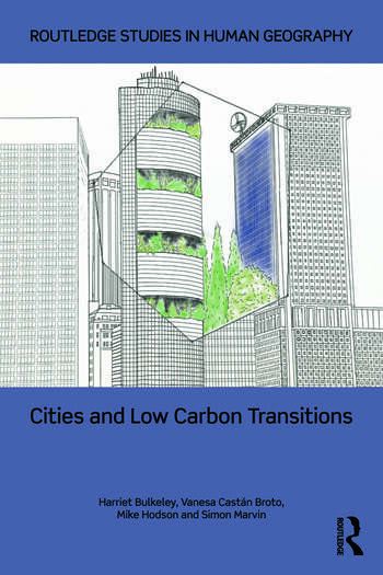 Cities and Low Carbon Transitions book cover