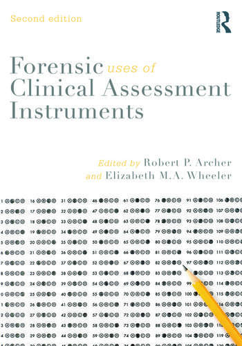 Forensic Uses of Clinical Assessment Instruments book cover