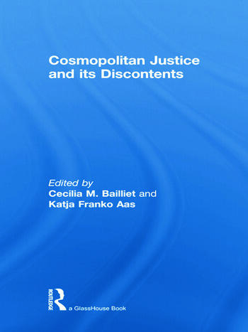 Cosmopolitan Justice and its Discontents book cover