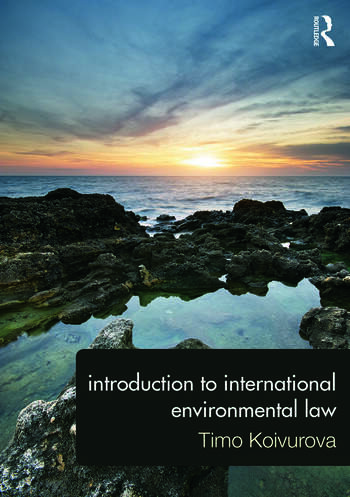 Introduction to International Environmental Law book cover