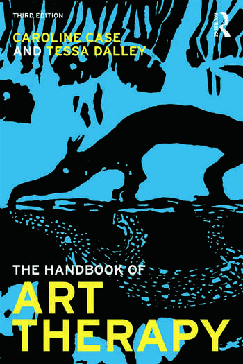 The Handbook of Art Therapy book cover