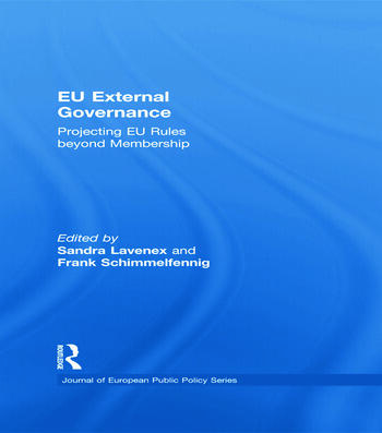 EU External Governance Projecting EU Rules beyond Membership book cover