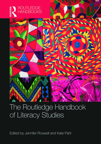 The Routledge Handbook of Literacy Studies book cover