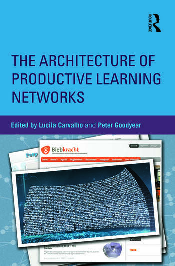 The Architecture of Productive Learning Networks book cover