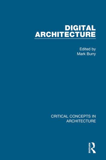 Digital Architecture book cover