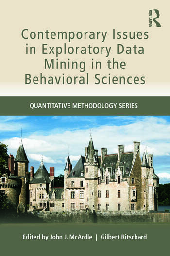 Contemporary Issues in Exploratory Data Mining in the Behavioral Sciences book cover