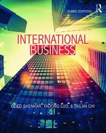 International Business book cover