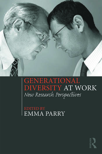 Generational Diversity at Work New Research Perspectives book cover