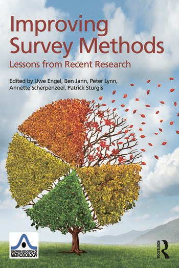 Improving Survey Methods Lessons from Recent Research book cover