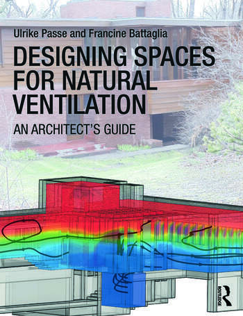 Designing Spaces for Natural Ventilation An Architect's Guide book cover