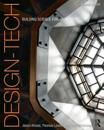 Design-Tech Building Science for Architects book cover