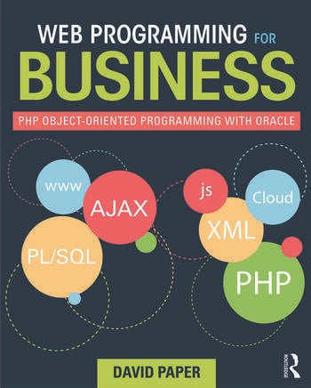 Web Programming for Business PHP Object-Oriented Programming with Oracle book cover