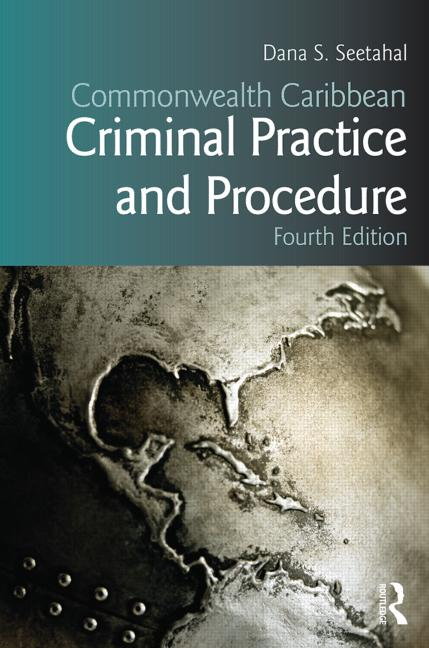 Commonwealth Caribbean Criminal Practice and Procedure book cover