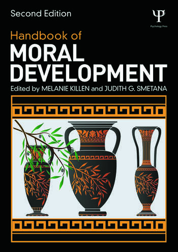 Handbook of Moral Development book cover