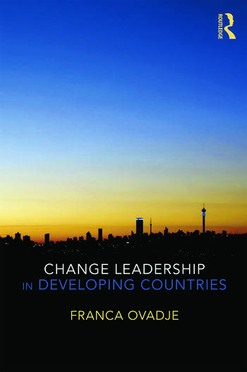 Change Leadership in Developing Countries book cover