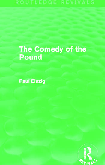 The Comedy of the Pound (Rev) book cover