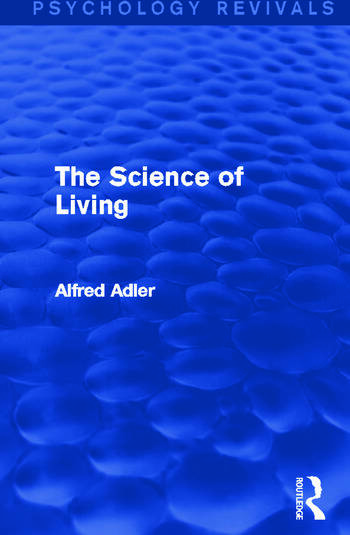The Science of Living book cover