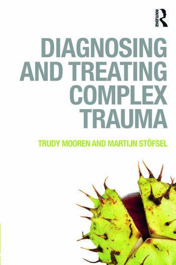 Diagnosing and Treating Complex Trauma book cover