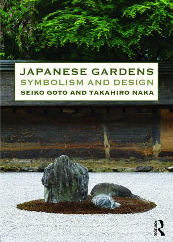 Japanese Gardens Symbolism and Design book cover