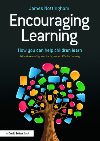 Encouraging Learning How you can help children learn book cover