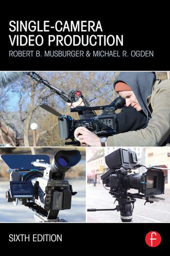 Single-Camera Video Production book cover