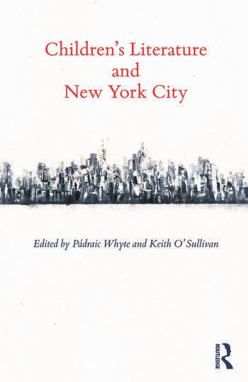 Children's Literature and New York City book cover