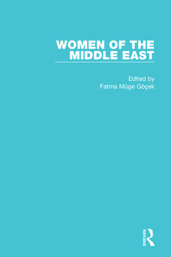 Women of the Middle East book cover